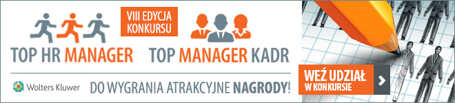 VIII edycja konkursu TOP HR MANAGER!